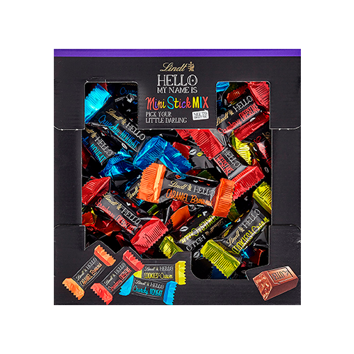 Lindt Hello Mini Mix Box