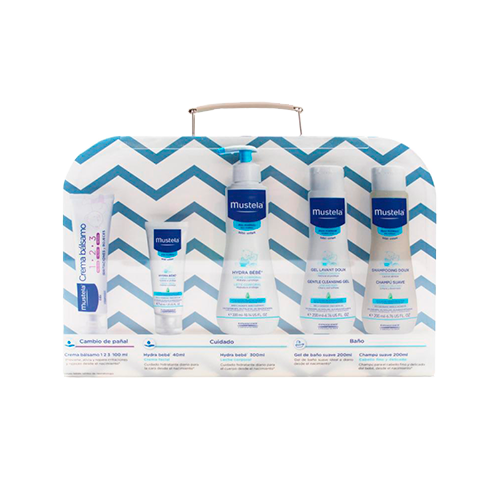 Mustela Summer Kit