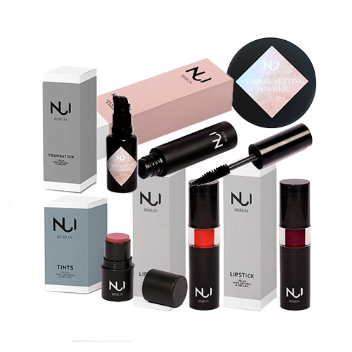 Produkte-Pack Nui Cosmetics