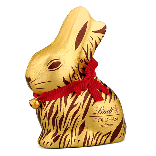 Lindt & Sprüngli Goldhase Limited Edition