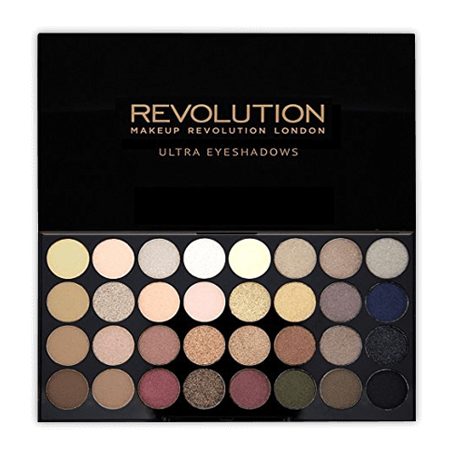 Makeup Revolution Schimmert und Matt Hautfarben Ultra