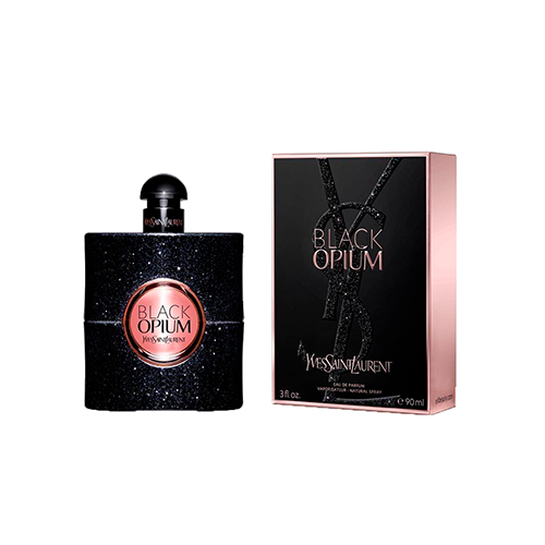 Yves Saint Laurent Black Opium femme / women, Eau de Parfum