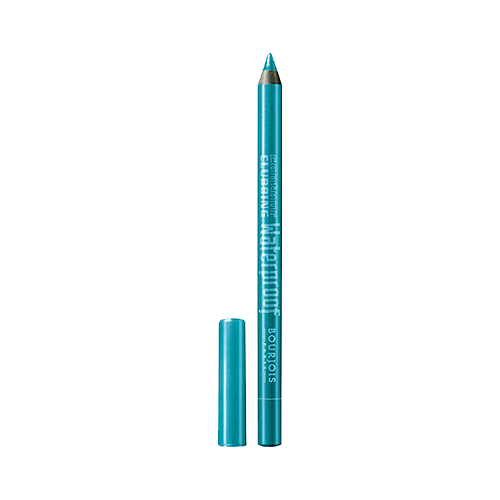 Bourjois Contour Clubbing Waterproof 063-Sea Blue Soon Lápiz de Ojos