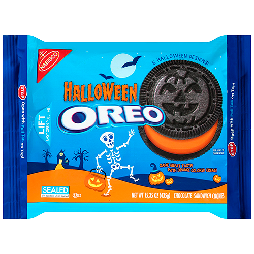 Nabisco Oreo - Halloween Chocolate Sandwich Cookiesto