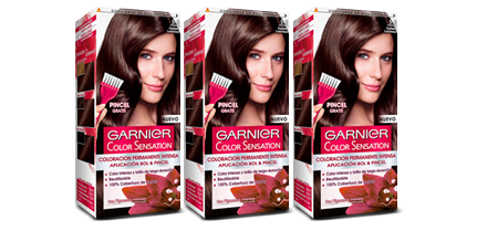 Garnier Coloración Color Sensation