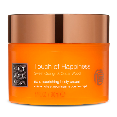 Rituales Cosméticos Touch of Happiness crema corporal