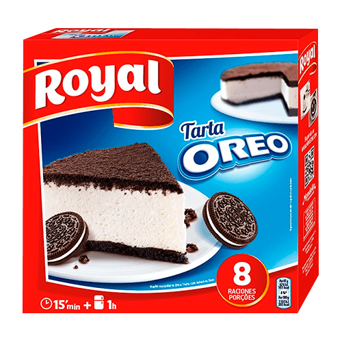 Royal Tarta Oreo No Horno
