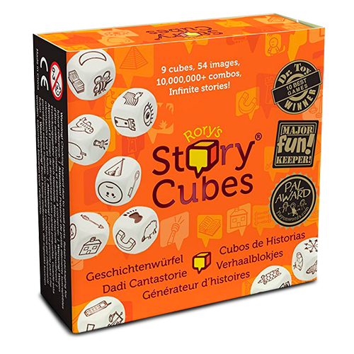 Asmodee - Story Cubes clásico