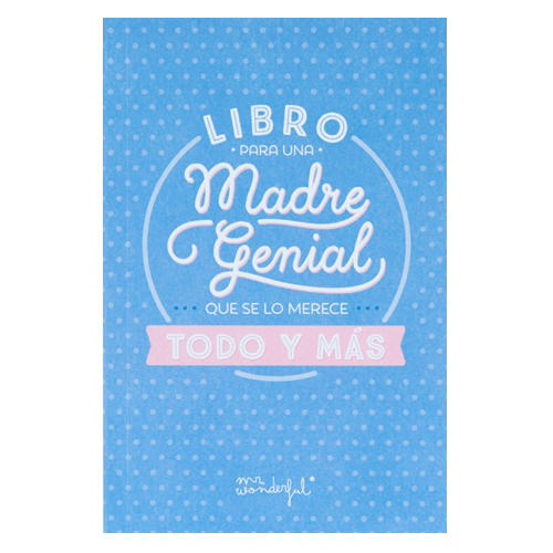 Mr. Wonderful - Libro Madre e Hija