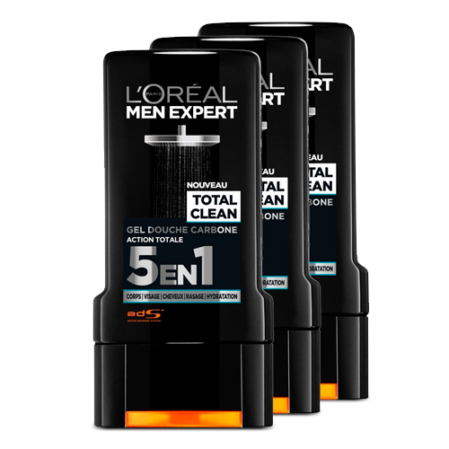 L'Oréal Men Expert Total Clean