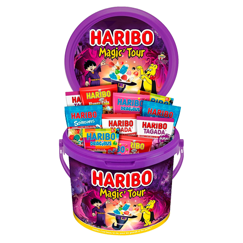 Haribo Seau Magic Tour Halloween