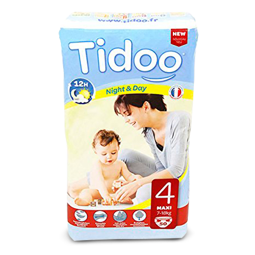 Tidoo 50 couches