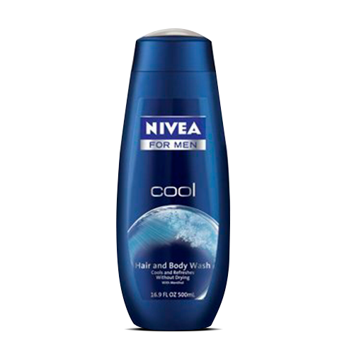 Nivea for Men Cool Hair Body Wash with Menthol