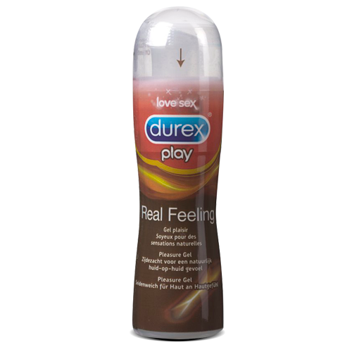 Durex Play Pleasure Gel Real Feeling