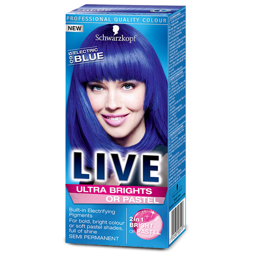 SCHWARZKOPF Live Color Ultra Brights