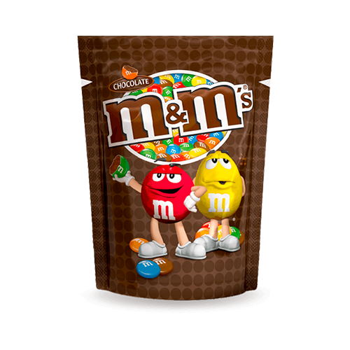 M&M'S Chocolate de Leit
