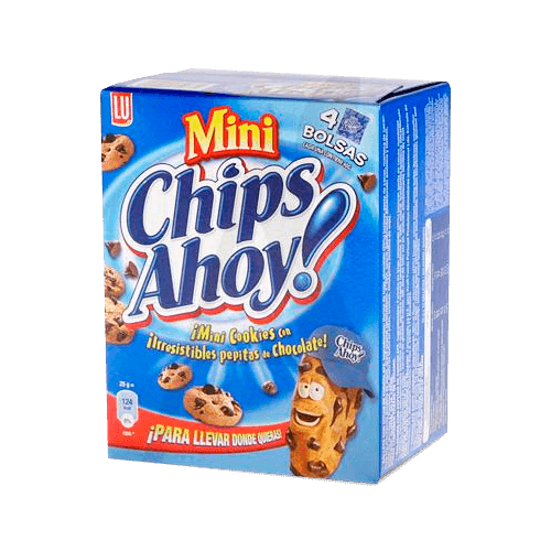 BOLACHA CHIPS AHOY MINI