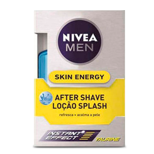 NIVEA AFTER SHAVE LOÇÃO SPLASH