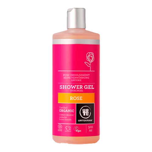 Rose Shower Gel - Urtekram