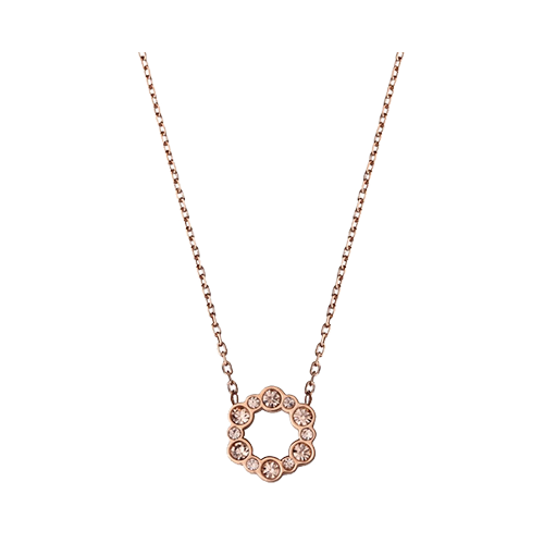 Norah Necklace Rose Gold