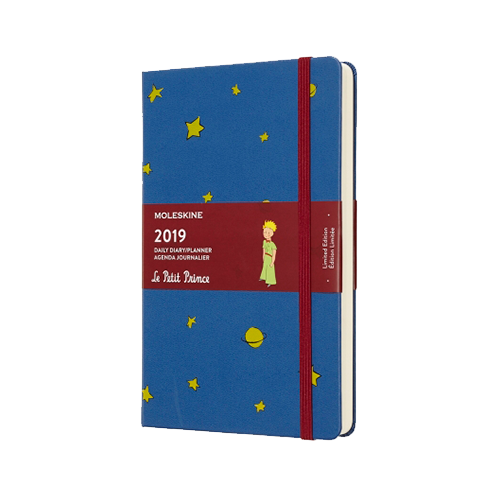 PETIT PRINCE LIMITED EDITION 12-MONTH LARGE DAILY PLANNER