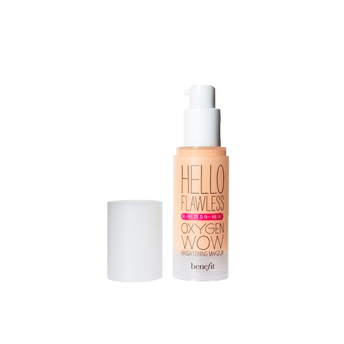 hello flawless oxygen wow! flytande foundation  | Makeup - BeneFit