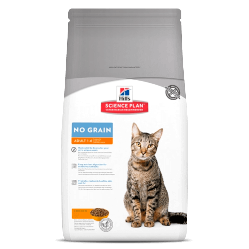 Kattmat Hills Cat Feline Adult No Grain