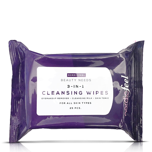 3-In-1 Cleansing Wipe