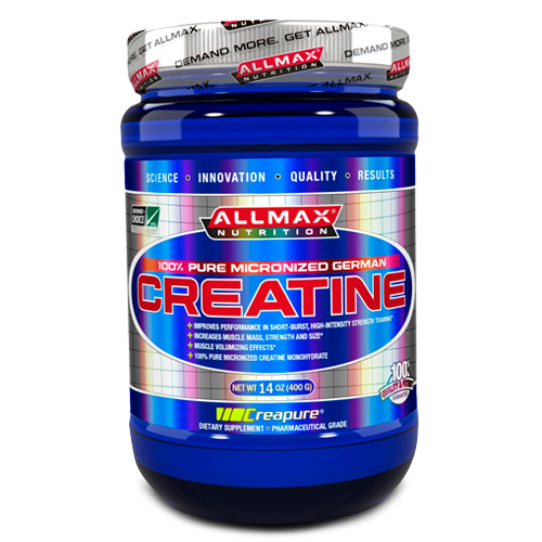 ALLMAX Nutrition, 100% Pure Micronized German Creatine