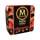 Magnum Mini Doble Frambuesa Helado 6x60 ml