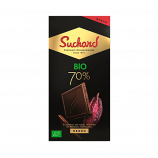 Suchard - Chocolate Negro - Bio 70%