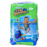 Huggies Little Swimmers  Couches de natation jetables