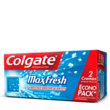 Colgate Max Fresh Cool Mint Crema Dental