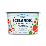 Strawberry Lingonberry Skyr