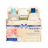 Aveeno Baby Essentials Daily Care Gift Set
