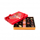 Valentine's Day Assorted Chocolate Gift Box, 21 pc.
