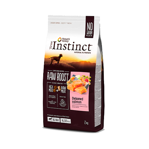 True Instinct Raw Boost - Nature's Variet