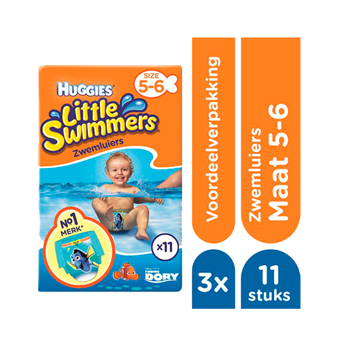 Huggies Little Swimmers mt 5-6