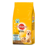 Pedigree Junior Medium Hundefutter