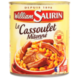 William Saurin Cassoulet Boite