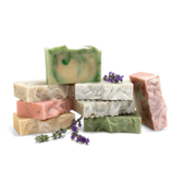 Rizes Handmade Olive Oil Soap Poppyseed